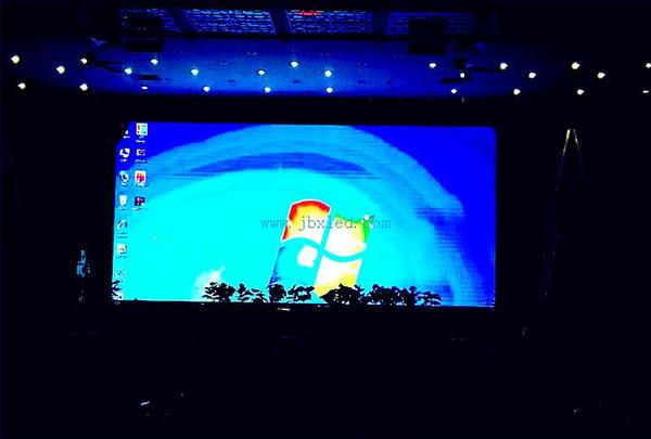 P6 indoor LED full color display