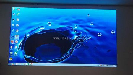 贵阳互联网大厦室内P2.5全彩屏16平米
